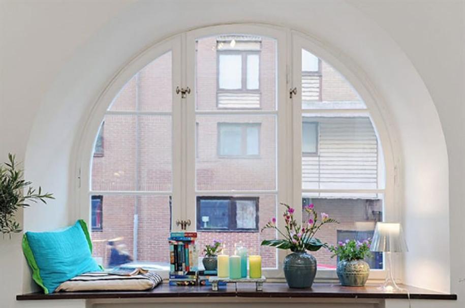Как сделать красивым окно